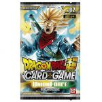 Boite & Booster Français Dragon Ball Super Serie 2 - B02 - Union Force