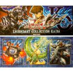 Tapis de Jeu Yu-Gi-Oh! LCKC - Plateau De Jeu Double Face - Seto Kaiba & Dragon Destruction