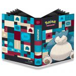 Portfolios Pokémon Pro-binder - Ronflex -  360 Cases (20 Pages De 18)