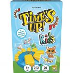 Jeu de devinettes Famille Time's Up Kids : Version Chat