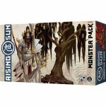 Gestion Stratégie Rising Sun - Monster Pack - Version Anglaise