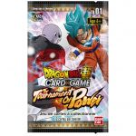 Boosters en Français Dragon Ball Super Theme Boosters Serie 1 - TB01 - Le Tournoi du Pouvoir