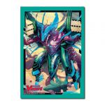 Protèges Cartes Format JAP CardFight Vanguard Import Jap Par 70 -  Mini Vol. 345 Blue Storm Dragon, Maelstrom (Aqua Force)