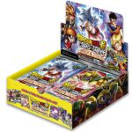 Boites Boosters Français Dragon Ball Super De 24 Boosters - Serie 4 - B04 -  Colossal Warfare