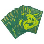 Protèges Cartes Accessoires Sleeves Rayquaza Standard par 65