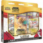 Coffret Pokémon SL7.5 - Collections avec pin's Majesté des Dragons – Latias