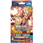 Decks Préconstruits Dragon Ball Super SD06 - Resurrected Fusion - Gogeta, Frappe fatale