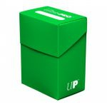 Deck Box  Deck Box Ultrapro - Vert Citron (Lime Green)