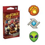 Saison 1 - Faction KeyForge Brobnar Logos Mars