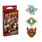 Deck de Faction KeyForge Logos Sanctum Ombres ( Shadows )