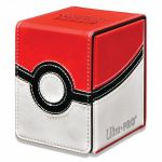Boites de Rangement Pokémon Deck Box Pokemon - Alcove Flip - Poke Ball