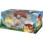 Coffret Pokémon Collection Pokéball : Pikachu et Evoli