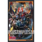 Protèges Cartes Format JAP CardFight Vanguard Import Jap Par 70 - Mini Vol. 370 : Covert Demonic Dragon, Magatsu Storm (Nubatama)