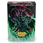 Protèges Cartes Format JAP Yu-Gi-Oh! Sleeves Dragon Shield Mini Blood Eyes Art par 60