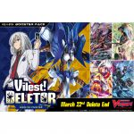 Boosters CardFight Vanguard Boite De 16 Boosters V-BT04 : Vilest! Deletor
