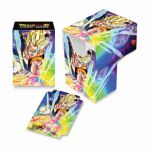 Boites de Rangement Dragon Ball Super Deck Box Gogeta