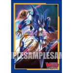 Protèges Cartes Format JAP CardFight Vanguard Import Jap Par 70 - Mini Vol. 374 : Waving Deletor, Greidho ( Link Joker )
