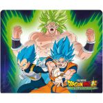Tapis de Souris Dragon Ball Super Tapis De Souris - Broly VS Goku & Vegeta