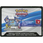 Produits Spéciaux Pokémon 1 Carte À Code Pokemon Online - Collection Brillantes - Darkrai-Gx Chromatique