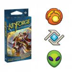 Saison 2 - Faction KeyForge Brobnar Logos Mars