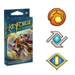 Saison 2 - Faction KeyForge Brobnar Logos Sanctum
