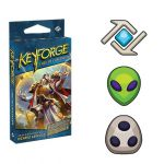 Saison 2 - Faction KeyForge Logos Mars Ombres ( Shadows )