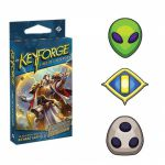 Saison 2 - Faction KeyForge Mars Sanctum Ombres ( Shadows )