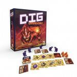 Exploration Aventure Dig : Dragons !