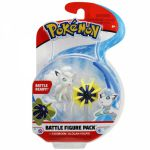 Figurine Pokémon 2 Battle Figure Pack - Cosmovum - Goupix d'Alola