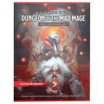 Jeu de Rôle Dungeons & Dragons D&D5 Waterdeep : Dungeon of the Mad Mage - Maps and adventure cards