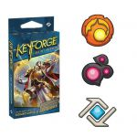 Saison 2 - Faction KeyForge Brobnar Dis Logos