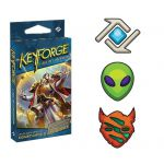 Saison 2 - Faction KeyForge Logos Mars Indomptés (Untamed)