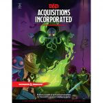 Jeu de Rôle Aventure D&D5 Acquisitions Incorporated