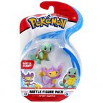 Figurine Pokémon 2 Battle Figure Pack - Capumain - Carapuce