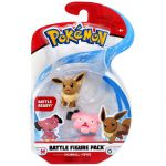 Figurine Pokémon 2 Battle Figure Pack - Snubbull - Evoli