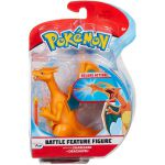 Figurine Pokémon Battle Feature Figure - Dracaufeu