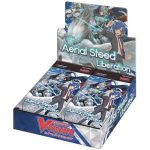 Boites Boosters Anglais CardFight Vanguard Boite De 16 Boosters V-BT05 : Aerial Steed Liberation