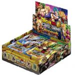 Boite & Booster Français Dragon Ball Super Boite De 24 Boosters - Serie 7 - B07 - Assault of the Saiyans