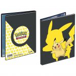 Portfolios Pokémon 2019 - Pikachu - (10 Pages De 4 Cases)