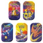 Pokébox Pokémon Kanto Power Mini Tin - Lot de 5
