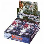 Boites Boosters Anglais CardFight Vanguard Boite De 16 Boosters V-BT06 : Phantasmal Steed Restoration