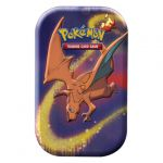 Pokébox Pokémon Kanto Power Mini Tin - Dracaufeu