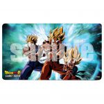 Tapis de Jeu Dragon Ball Super Tapis De Jeu - Dragon Ball Super Kamehameha Familial Accompagné D'un Tube De Protection