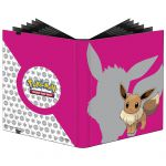 Portfolios Pokémon Pro-binder Evoli 2019 -  360 Cases (20 Pages De 18)