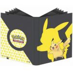 Portfolios Pokémon Pro-binder Pikachu 2019 -  360 Cases (20 Pages De 18)