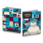 Portfolios Pokémon Ronflex (10 Pages De 4 Cases)