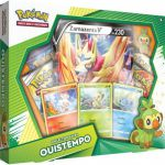 Coffret Pokémon Collection Galar - Zamazenta V - Ouistempo