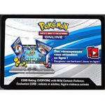 Cartes à Code Pokémon Lot De 20 Cartes À Code Pokemon Online - SL4 Invasion Carmin