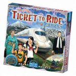 Gestion Best-Seller Les Aventuriers du Rail - Japon & Italie