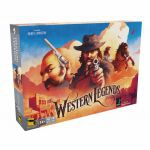 Jeu de Plateau  Western Legends